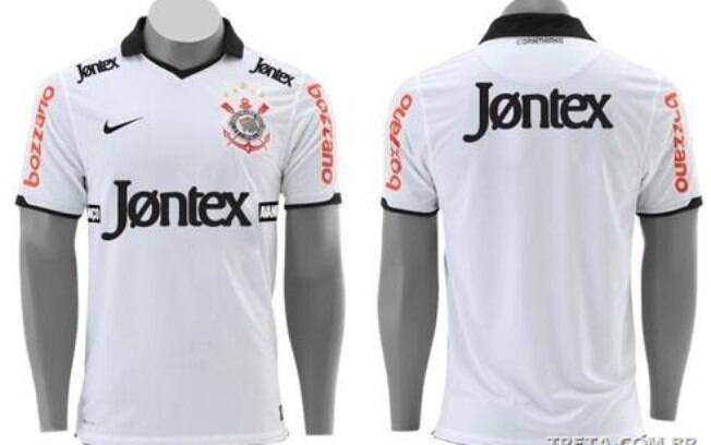 Corinthians já foi patrocinado pela Jontex, empresa de preservativos