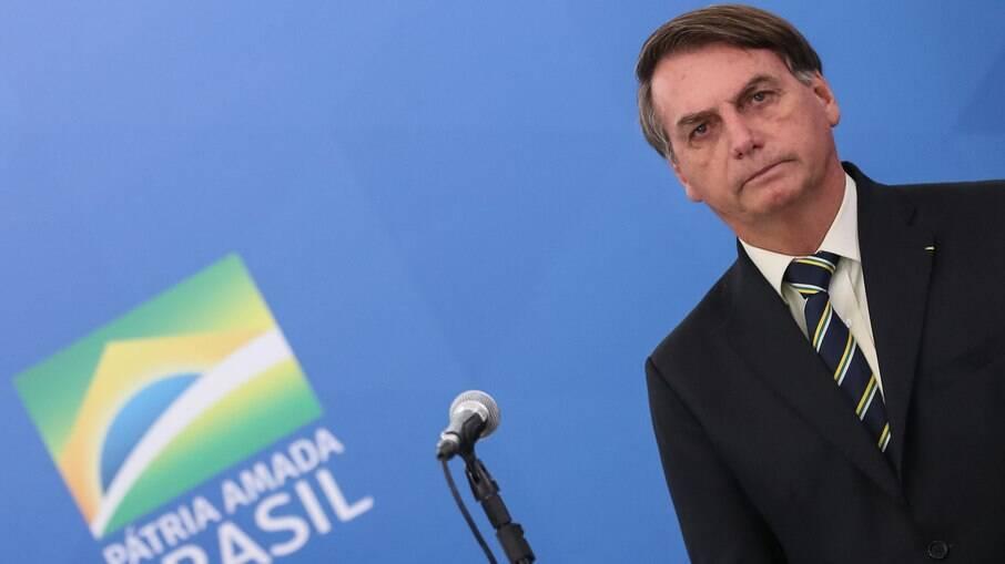 Bolsonaro repetiu promessa de mudança na Petrobras, sem detalhar e negando interferência na estatal