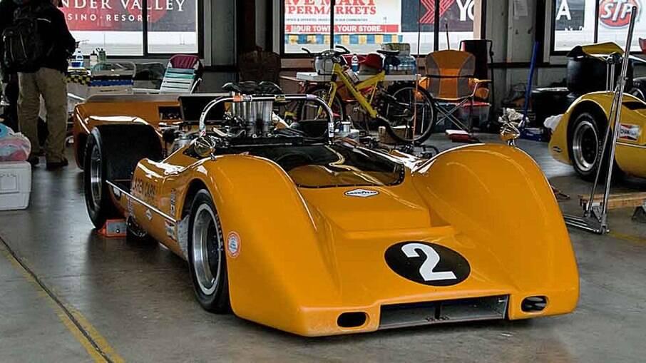 A laranja do pioneiro M6A de 1967