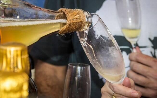 O Sparkling Festival é um evento de espumantes e vinhos