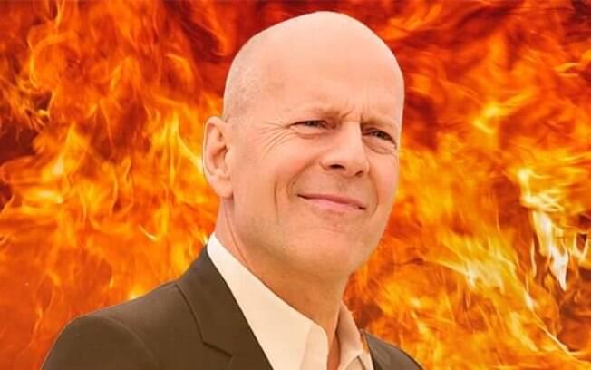 Bruce Willis é o protagonista do Roast que será exibido pelo canal fechado Comedy Central