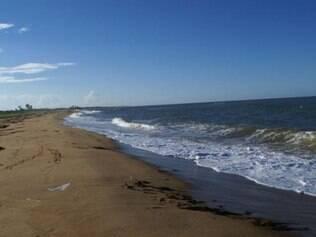 Mineiro se afogou na praia de Guriri, no Norte do Espírito Santo
