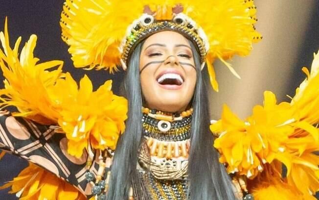 Coluna Bastidores destaca Miss Universo, Paolla Oliveira no
