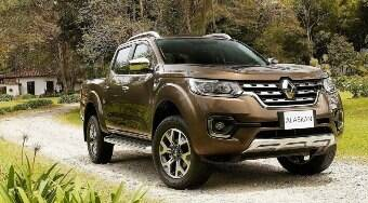 Picape Renault Alaskan ainda tem chances de ser vendida no Brasil