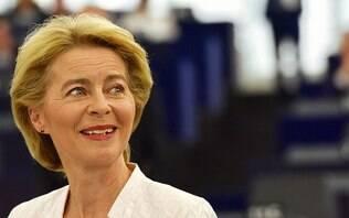 UE confirma alemã Von der Leyen como presidente da Comissão Europeia