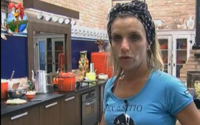 Anna Markun disse que os peões comem qualquer coisa