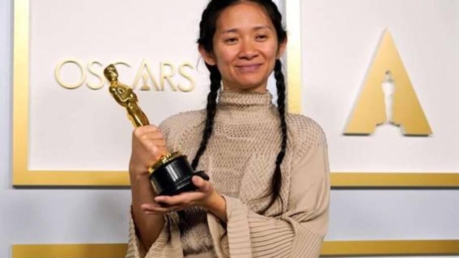 Chloé Zhao, melhor diretora de 2021 pelo Oscar, dirigirá