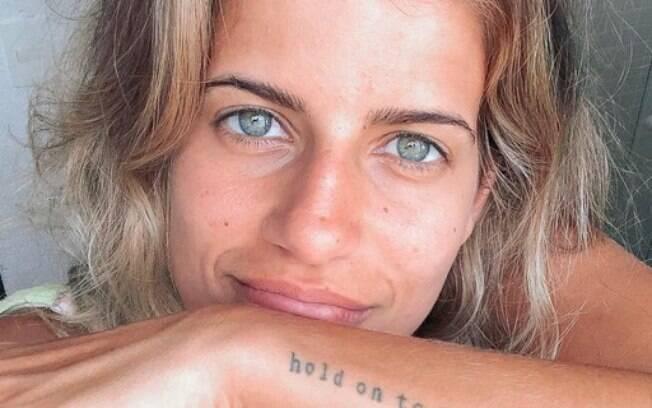 Maria Bopp interpreta a Bruna Surfistinha em série da GloboPlay
