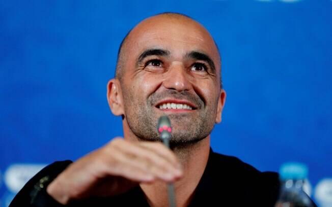 Roberto Martínez, treinador da Bélgica desde 2016