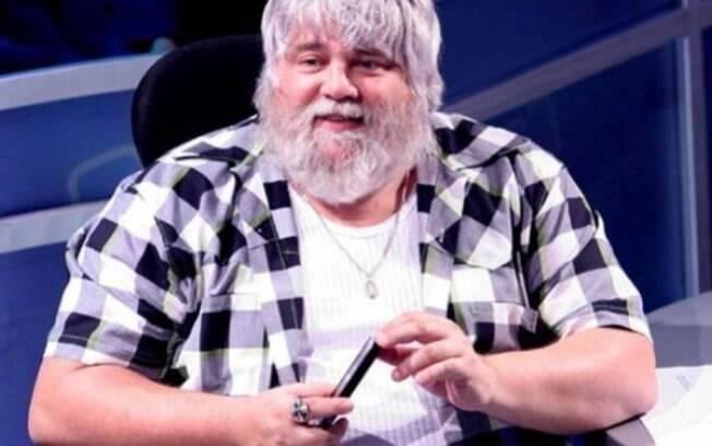 O produtor musical Carlos Miranda