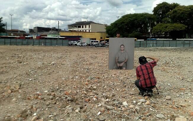 O coletivo Garapa financiou sua exposição por meio de crowdfunding