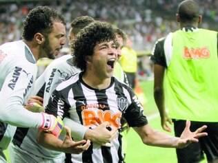 Classificação do Galo para a final veio após a vitória heroica sobre o Flamengo, por 4 a 1, no Mineirão