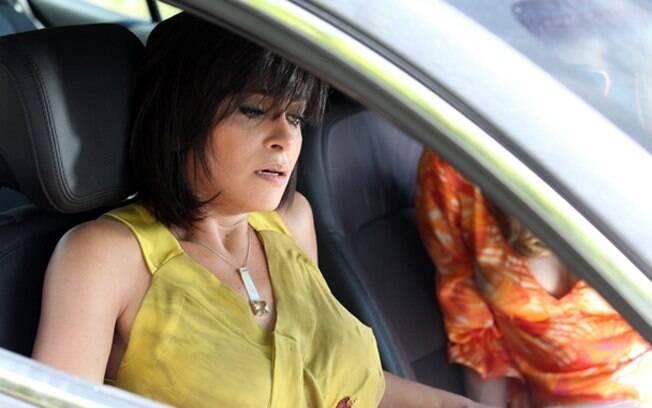 Marcela escapou da emboscada armada por Tereza Cristina, mas vai morrer sufocada