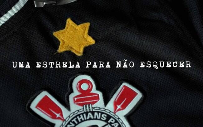 Corinthians já homenageou judeus em sua camisa