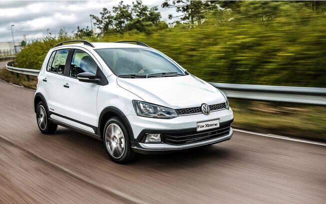 Volkswagen Fox Xtreme: nova versão com apelo aventureiro tira de linha o CrossFox, com o incômodo estepe na traseira