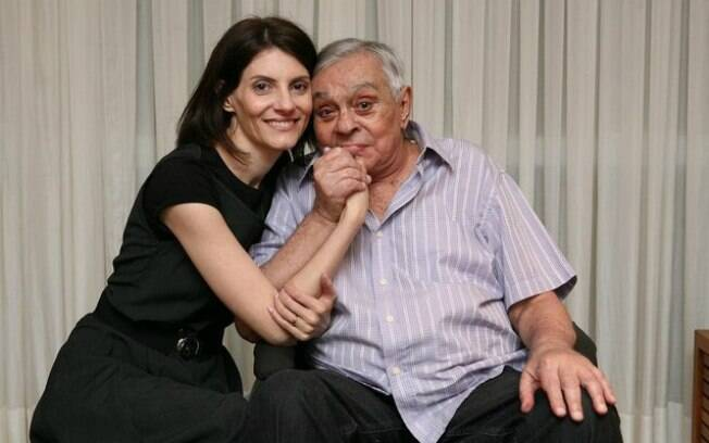 Malga, a viúva de Chico Anysio