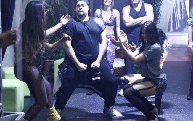 Participantes da 'Dança dos Famosos' caem no funk com o Bonde das Maravilhas