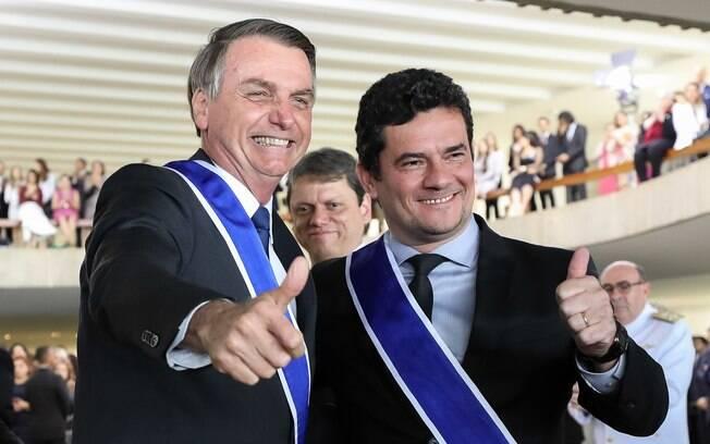 Em entrevista, Bolsonaro revelou que tem