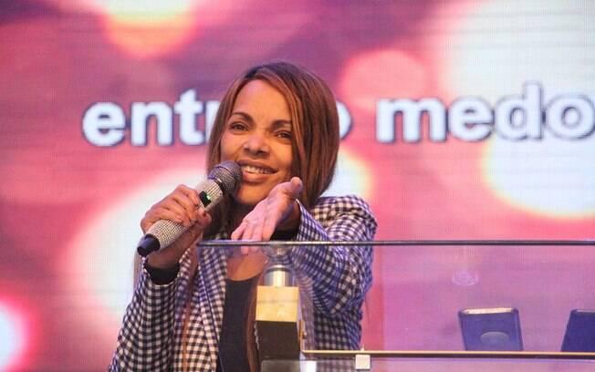 Pastora se vê como referência para outras mulheres que querem entrar para a politica