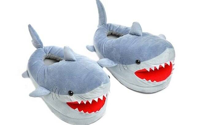 Pantufa de tubarão