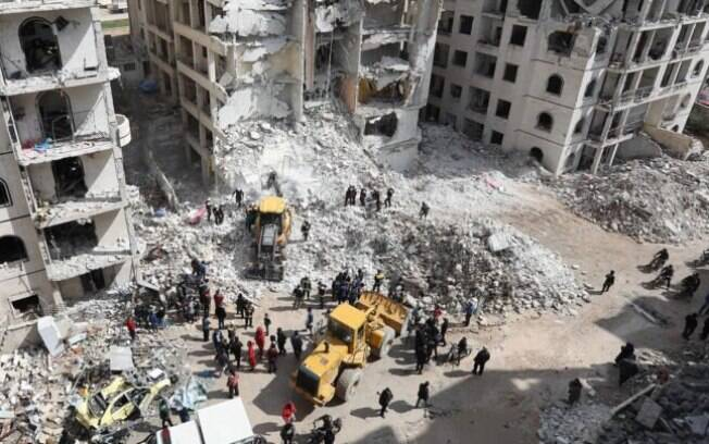 Segundo russos, Assad viu