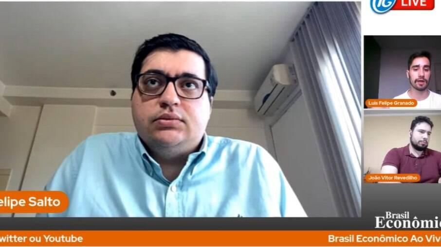 Live do Brasil Econômico desta quinta-feira (5)