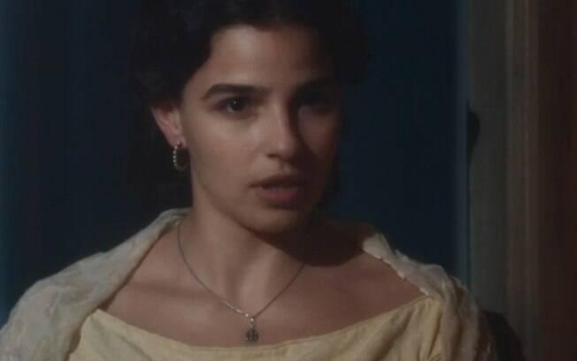 Nos Tempos do Imperador: Rejeitada, Pilar quebra tabu e sequestra a própria irmã