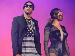 Beyoncé e Jay-Z em