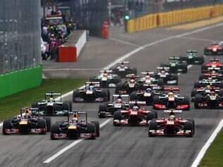 A temporada 2014 da Fórmula 1 começará no dia 16 de março, com a realização do GP da Austrália