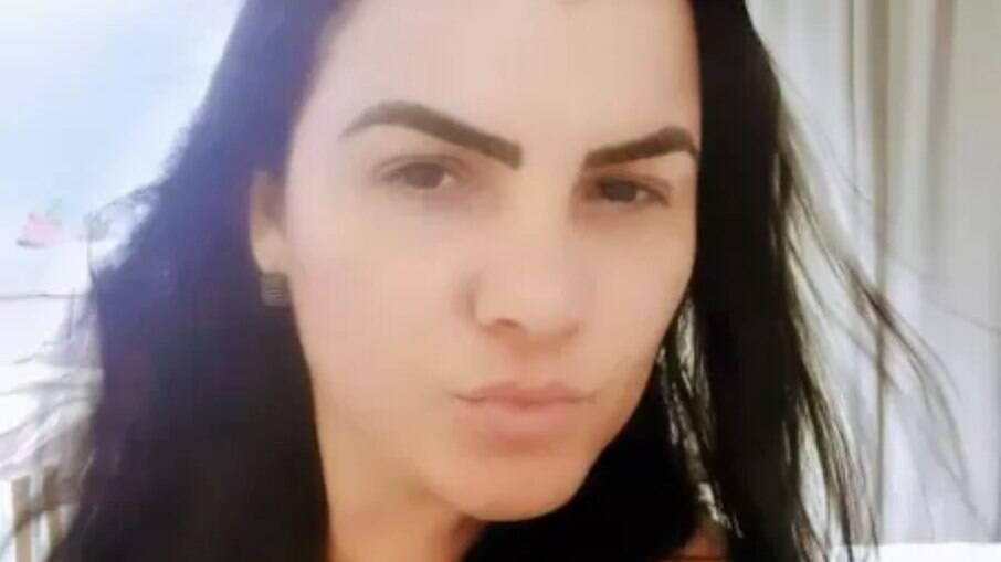 A garçonete Nilceia Ferreira Brandini, de 39 anos, foi encontrada morta
