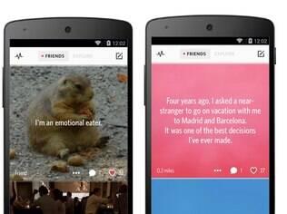 Secret é aplicativo para compartilhar segredos anonimamente. Grátis para iPhone e Android