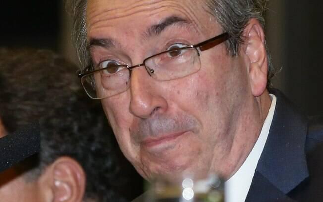 Eduardo Cunha, envolvido em investigações, perdeu voz dentro do PMDB