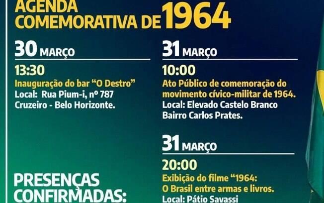 Cinemark exibe filme pró-ditadura militar e recebe críticas de internautas