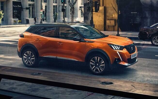 Novo Peugeot 2008 também será feito na Argentina e deverá conviver com a atual geração fabricada em Porto Real (RJ)