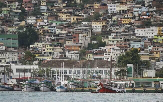 Angra dos Reis é uma das cidades mais afetadas pela Covid-19 no interior do Rio