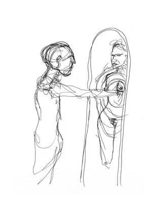 Como é o processo de transição? Como se olhar no espelho e não se ver no reflexo?