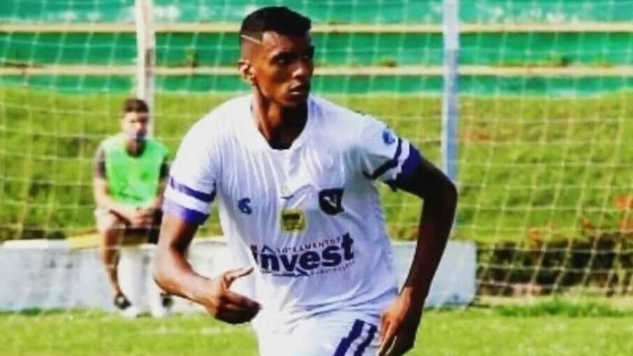 Willian Santana atuou no Sinop, mas havia abandonado o futebol no começo do ano