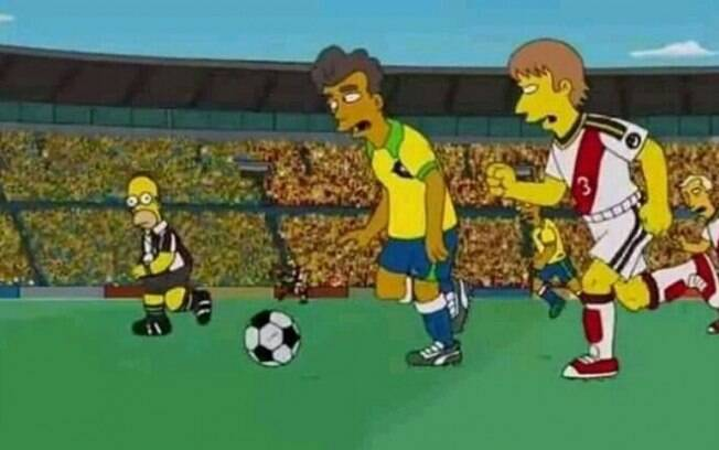 Os Simpsons teriam previsto a final da Copa América