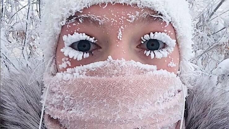 Resultado de imagem para frio de menos de 36 graus negativos