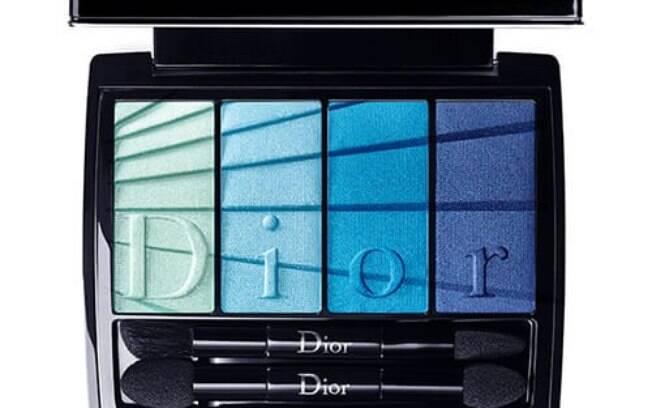 Paleta de Sombras Colour Gradation  4 Colours Eyeshadow Palette da Dior por R$ 309,00