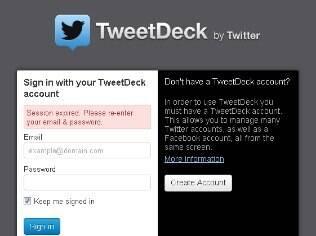 Aplicativo do TweetDeck para Chrome ganhará melhorias, enquanto versão para iPhone e Android será descontinuada