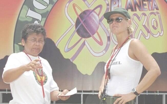 Xuxa e Marlene Mattos foram parceiras de trabalho pro 18 anos. Depois de romper ligações em 2002, Xuxa afirma ter sido