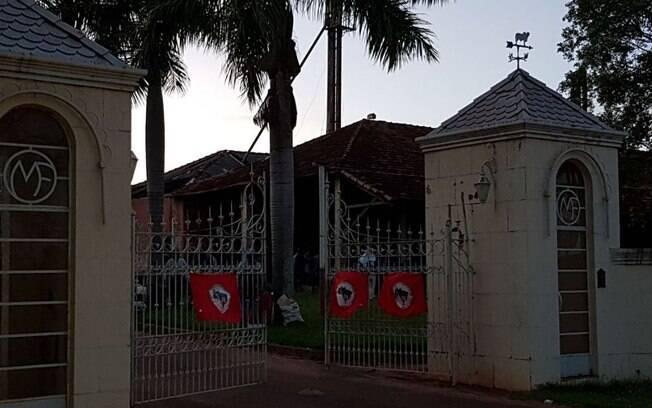 MST invade fazenda de Oscar Maroni em Araçatuba, no interior de São Paulo; empresário comemorou prisão de Lula