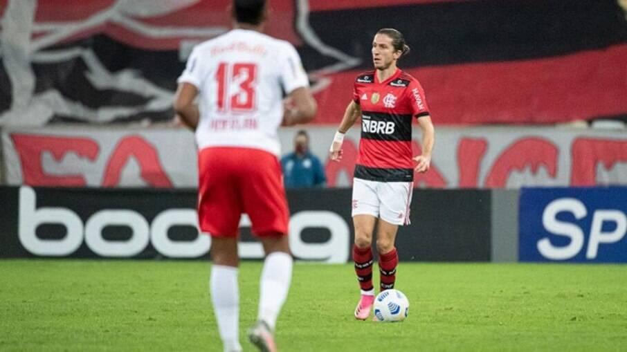 Red Bull Bragantino x Flamengo