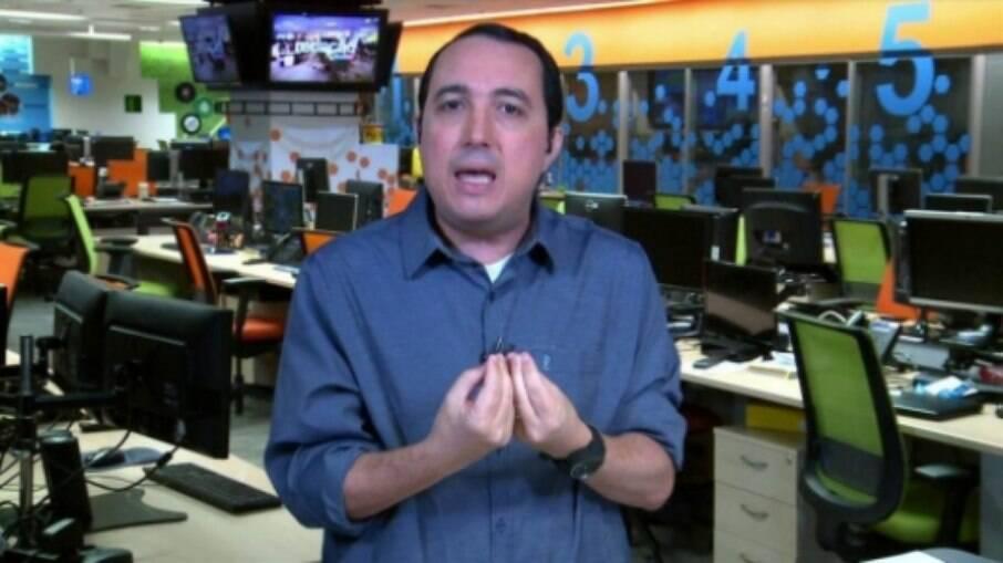 Cereto deixou a Globo nesta quinta-feira depois de 20 anos