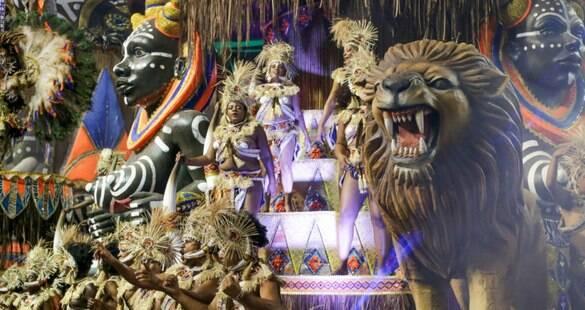 Com virada na última nota, Tatuapé é campeã do carnaval de São Paulo