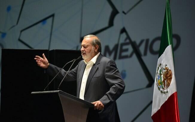 Slim: em cerca de dois meses, fortuna do mexicano caiu da 2ª para a 5ª posição, segundo a Forbes