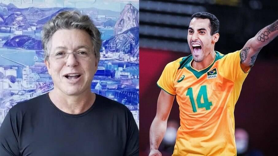 Boninho convida Douglas Souza para o