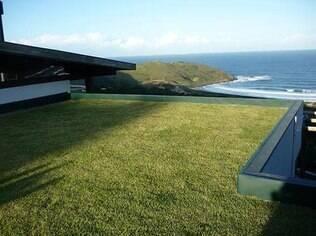 Se o telhado verde for colocado sobre a laje, o cuidado será com a impermeabilização do local