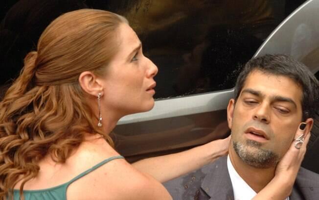 Viviane e Reginaldo: fim trágico